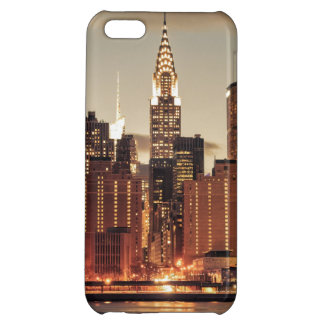 Chrysler Building and NYC Skyline iPhone 5C Covers