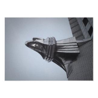 Chrysler Building Card