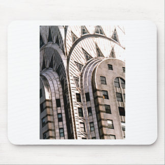 Chrysler Building: Close Up View Mouse Pad