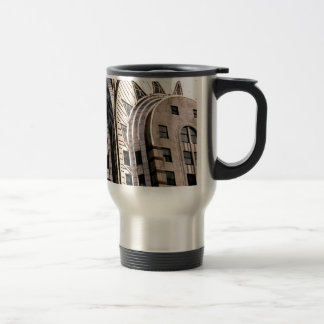 Chrysler Building: Close Up View Travel Mug