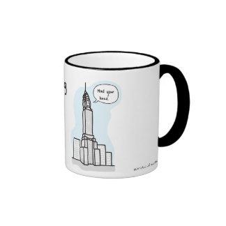 Chrysler Building Coffee Mug