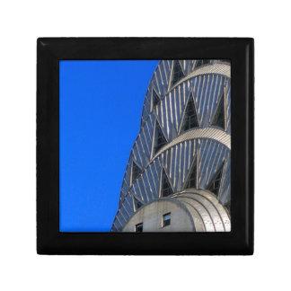 Chrysler Building Deco Trinket Box