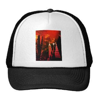 Chrysler Building - Distant Past - New York City Hat