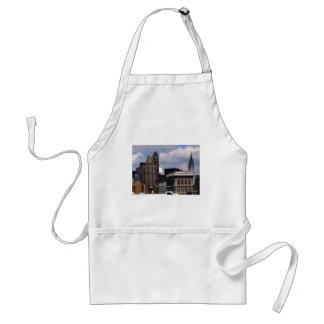 Chrysler Building, Flatiron Building, Sky House #1 Adult Apron