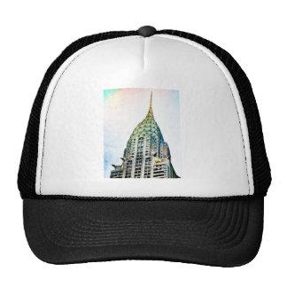 Chrysler Building - Frozen - New York City Hats