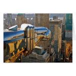 Chrysler Building Gargoyle Cards