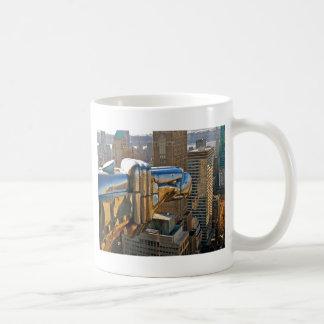 Chrysler Building: Gargoyle Coffee Mug