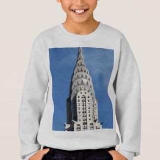 Chrysler Building Gargoyles Sweatshirt