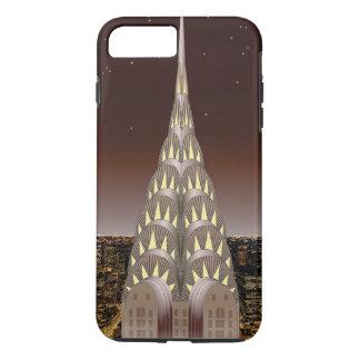 Chrysler Building iPhone X/8/7 Plus Tough Case