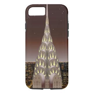 Chrysler Building iPhone X/8/7 Tough Case