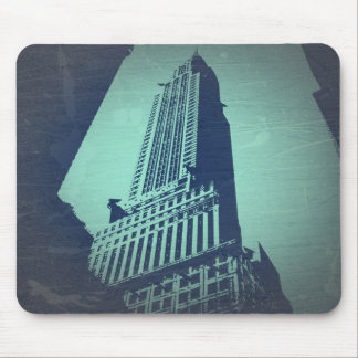 Chrysler Building Manhattan Mouse Pad