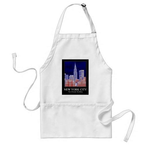 Chrysler Building Met Life Seen From East River 1C Aprons