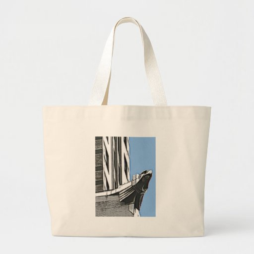 Chrysler Building, New York Canvas Bag