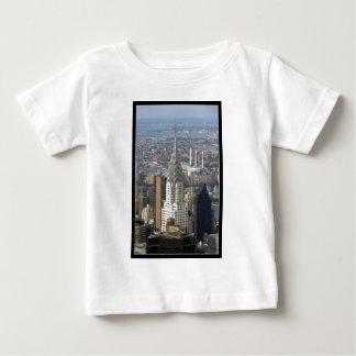 Chrysler Building New York City Baby T-Shirt