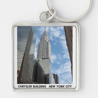 Chrysler Building New York City Keychain