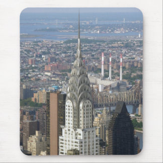 Chrysler Building New York City Mouse Pad