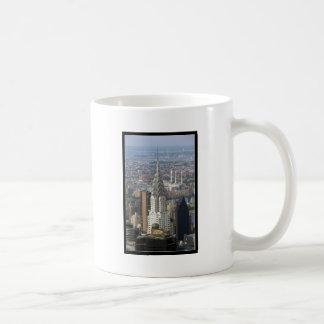 Chrysler Building New York City Classic White Coffee Mug