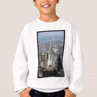 Chrysler Building New York City Sweatshirt