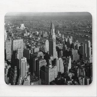 Chrysler Building New York Manhattan Mouse Pad