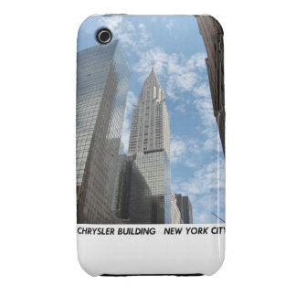 Chrysler Building NYC Blackberry Curve Case-Mate C Case-Mate iPhone 3 Case