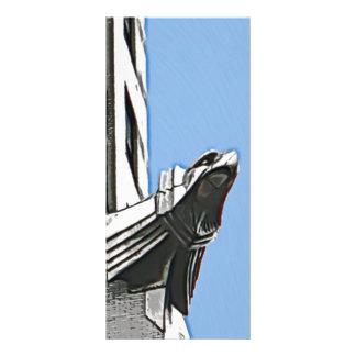 Chrysler Building, NYC Customized Rack Card