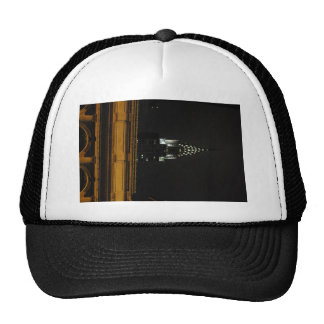 Chrysler Building Over Grand Central Trucker Hat