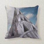 Chrysler Building Pillow