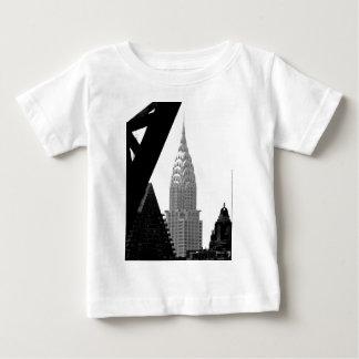 Chrysler Building Spire Baby T-Shirt