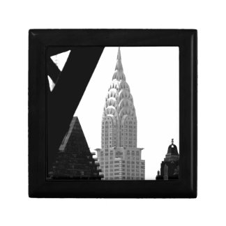 Chrysler Building Spire Jewelry Box