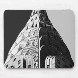 Chrysler Building Spire Mouse Pads
