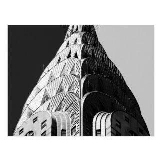 Chrysler Building Spire Postcards