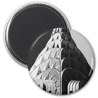Chrysler Building Spire Refrigerator Magnet