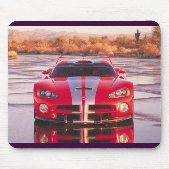 chrysler-car mouse pad