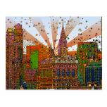 Chrysler que construye #2 tarjetas postales
