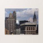 Chrysler que construye, edificio de Flatiron, casa Puzzles Con Fotos