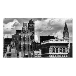 Chrysler que construye, edificio de Flatiron, casa Tarjetas De Visita