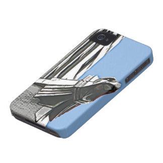 Chrysler que construye, NYC Case-Mate iPhone 4 Carcasa