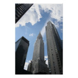 Chrysler Tower Nueva York City Posters