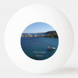 Chrysopigi – Sifnos Ping Pong Ball