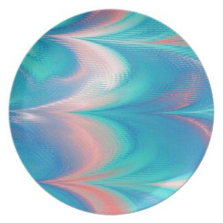Chrystal Marble 1 Plate