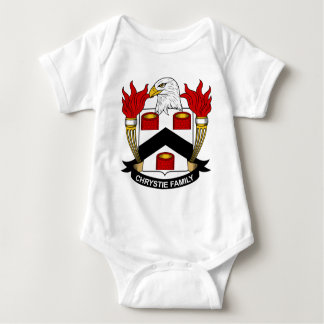 Chrystie Family Crest Tee Shirt