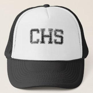 CHS High School - Vintage, Distressed Trucker Hat