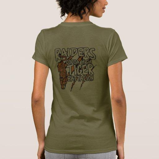 Chs jrotc raiders t shirts zazzle for Jrotc t shirt designs