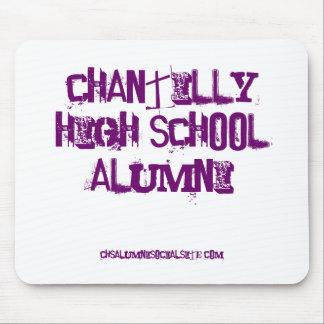 CHSAlumniSocialSite.com, Chantilly High School ... Mouse Pad