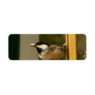 CHSC Chickadee Scores Label