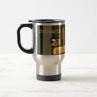CHSC Chickadee Scores Travel Mug