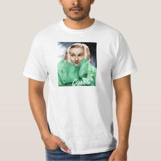 CHU Carole Lombard 1 white tee