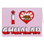 Chualar, CA Card