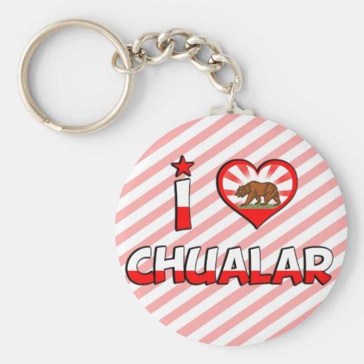 Chualar, CA Key Chains