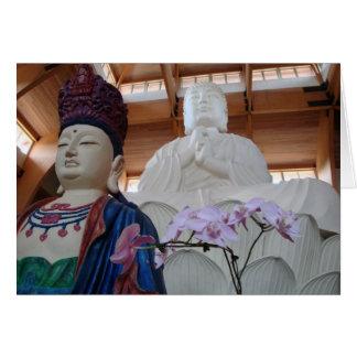 Chuang Yen Monastery - New York State Card